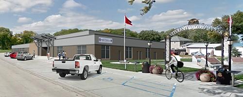 Pender Community Center